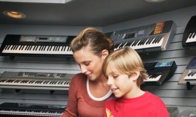 Học Đàn Organ Tại Nhà